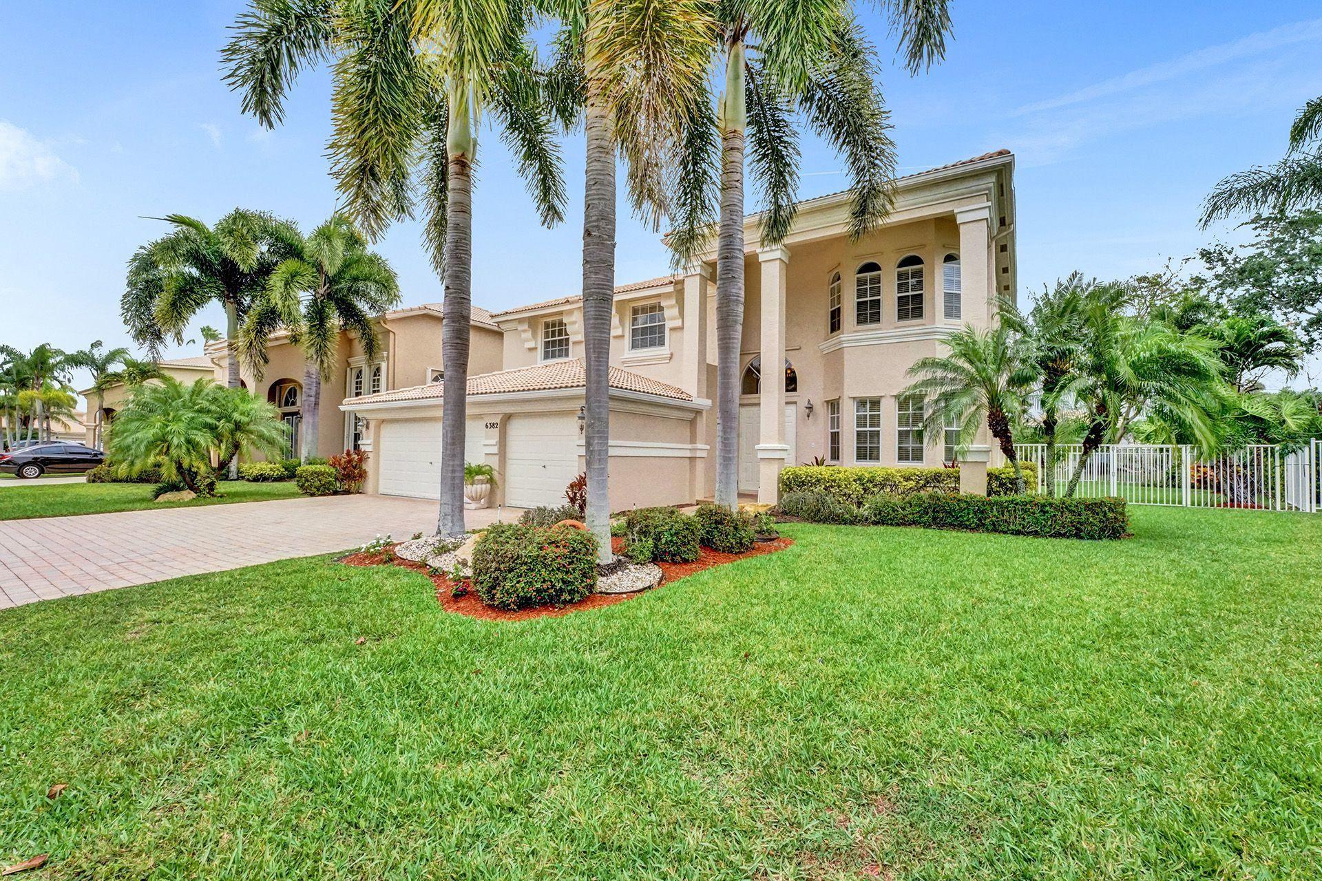 6382 Squirewood Way, Lake Worth, FL 33467 - MLS#: RX-10710269