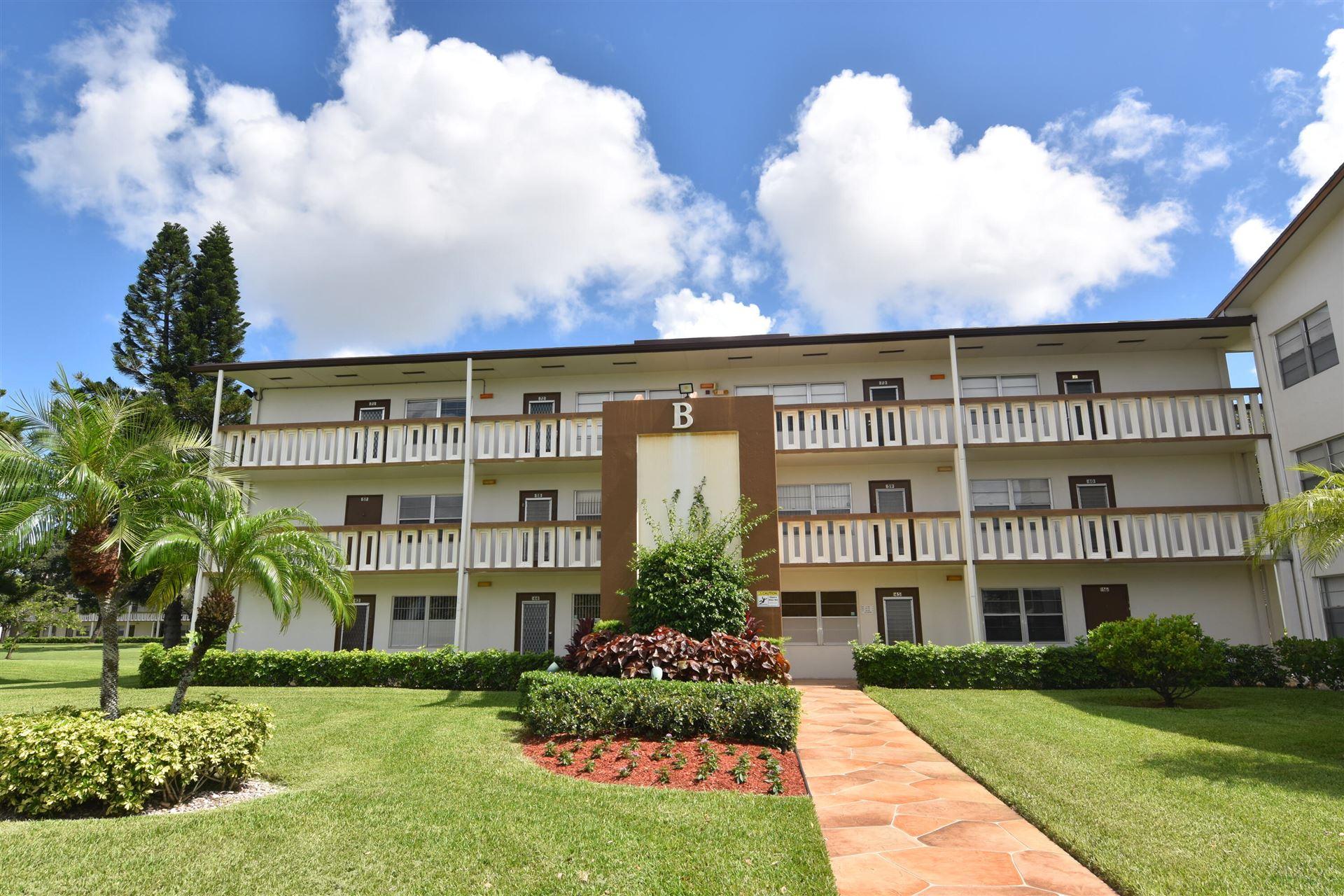 63 Mansfield B #B, Boca Raton, FL 33434 - #: RX-10731269