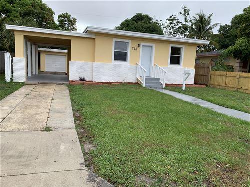 Foto de inmueble con direccion 725 42nd Street West Palm Beach FL 33407 con MLS RX-10623270