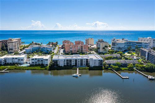 Foto de inmueble con direccion 3525 S Ocean Boulevard #302 South Palm Beach FL 33480 con MLS RX-10652270