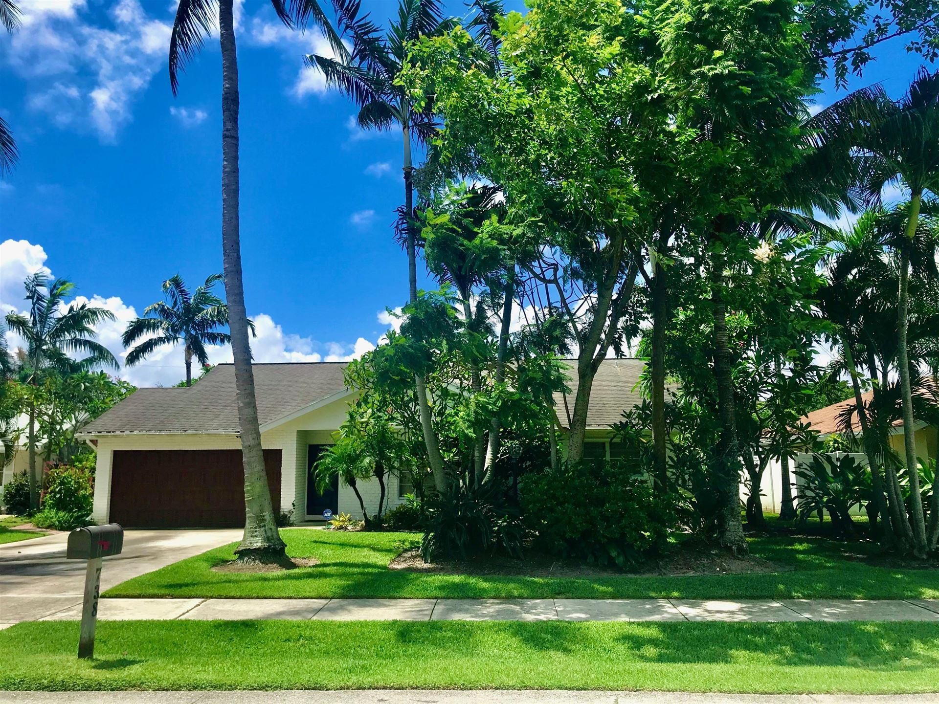 738 Dotterel Road, Delray Beach, FL 33444 - #: RX-10642270