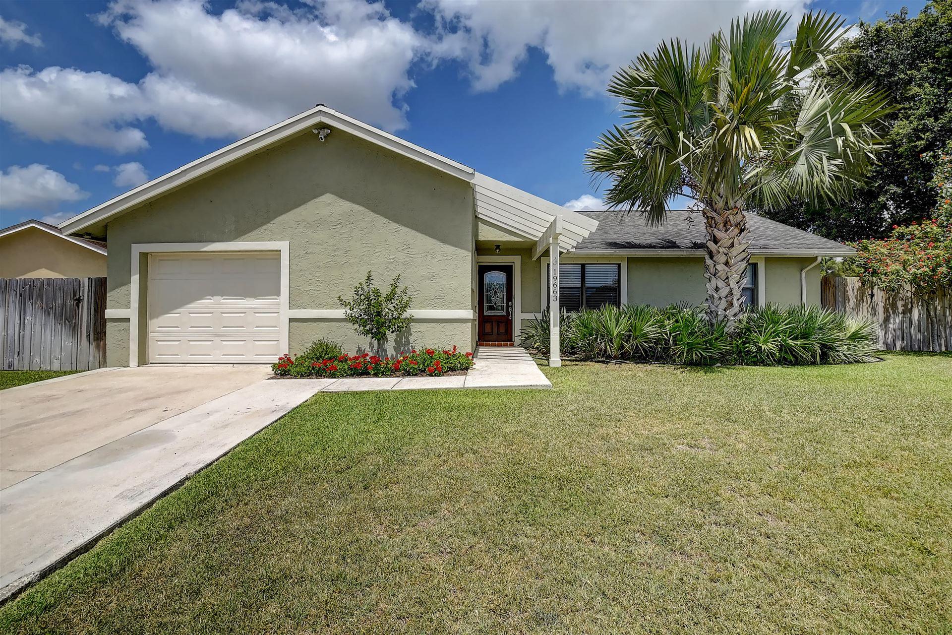 19663 Hampton Drive, Boca Raton, FL 33434 - MLS#: RX-10719270