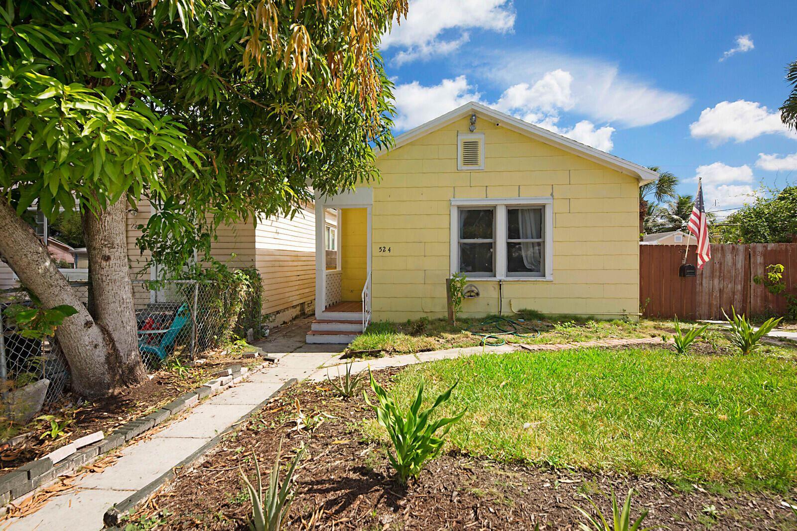 524 S J Street, Lake Worth, FL 33460 - MLS#: RX-10754270