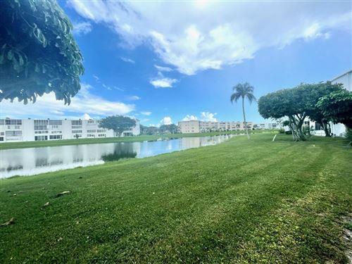 Photo of 107 Wellington A, West Palm Beach, FL 33417 (MLS # RX-10752271)