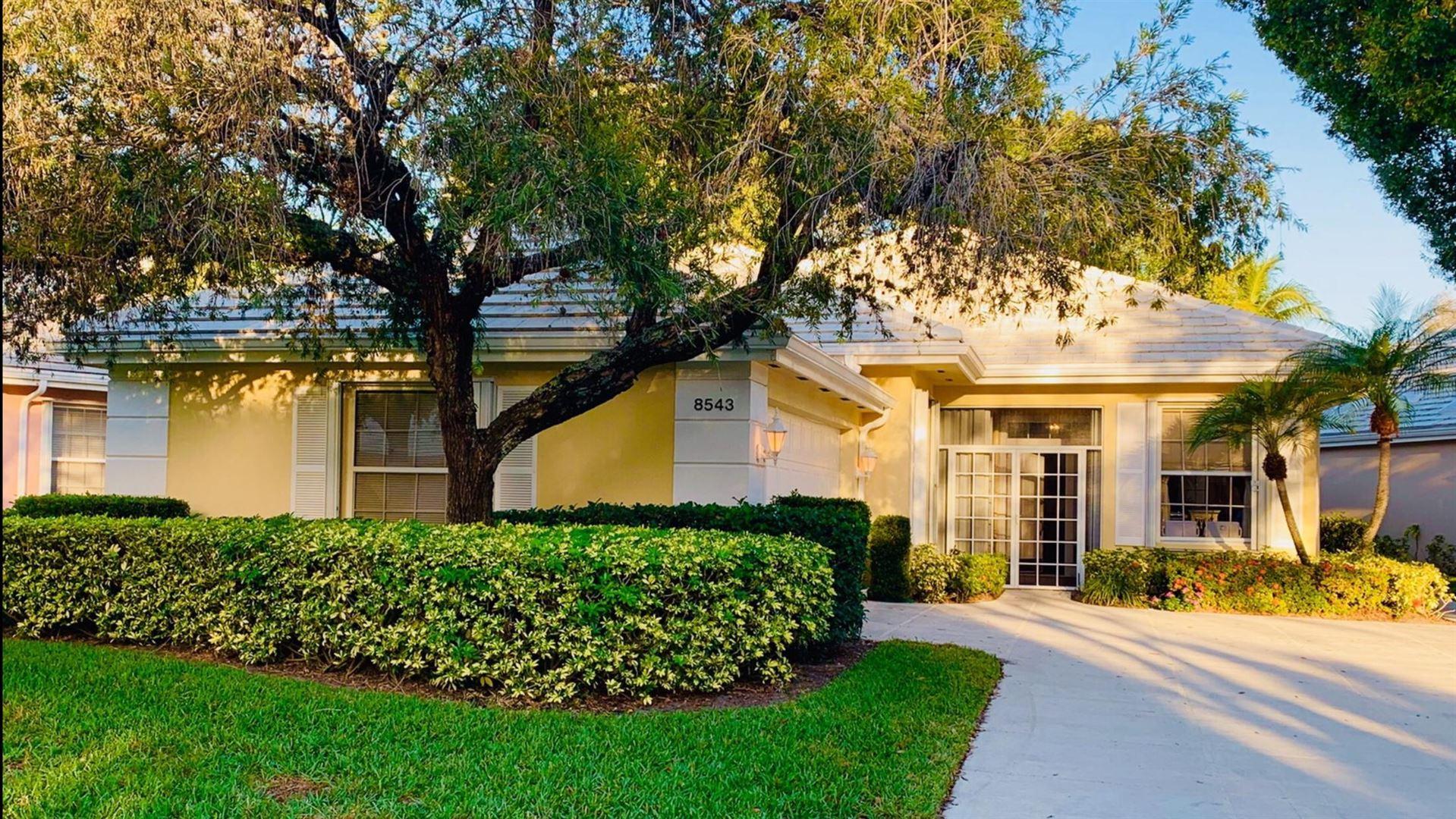 8543 Doverbrook Drive, Palm Beach Gardens, FL 33410 - #: RX-10645271