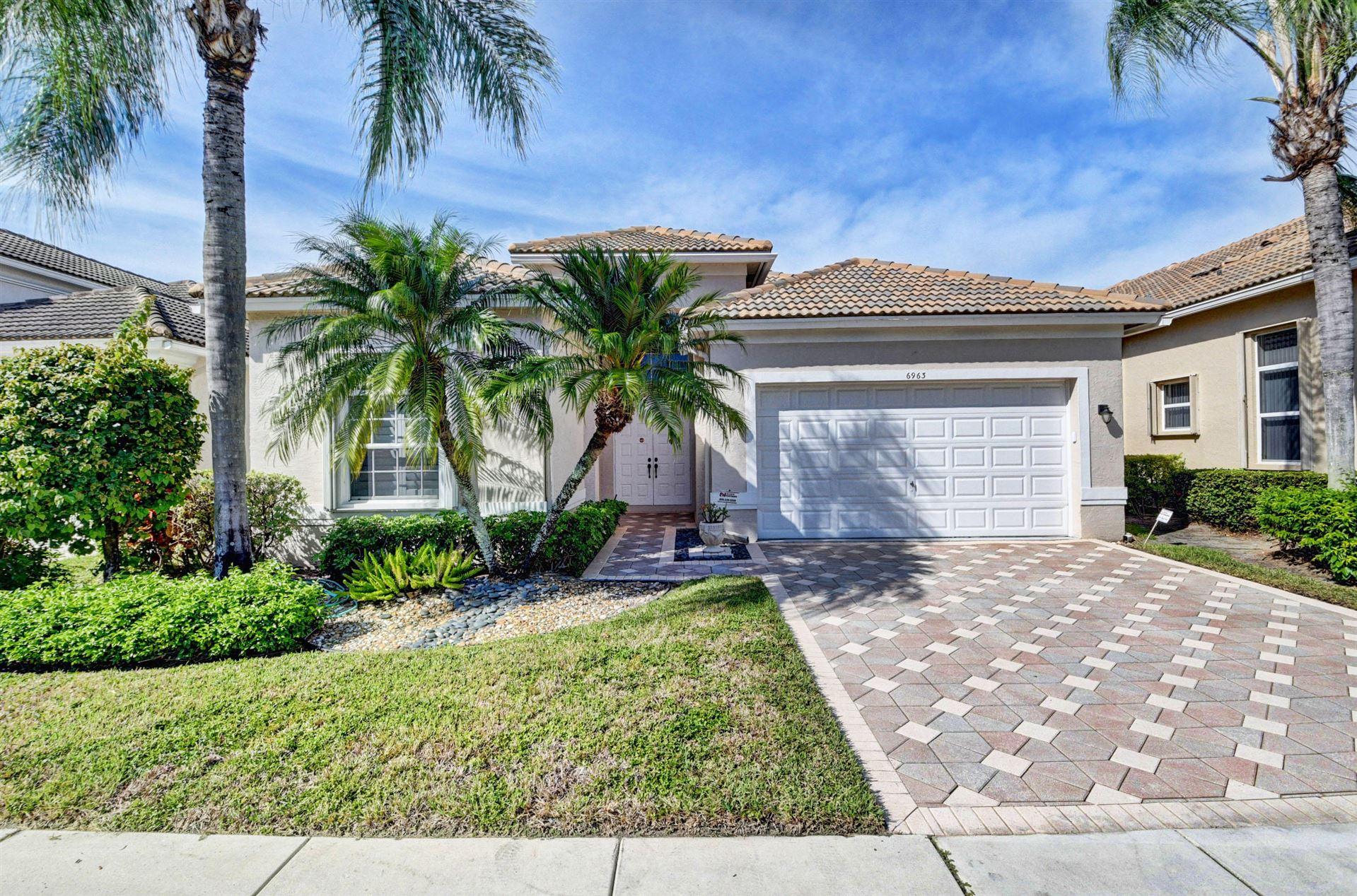 6963 Fairway Lakes Drive, Boynton Beach, FL 33472 - #: RX-10716271
