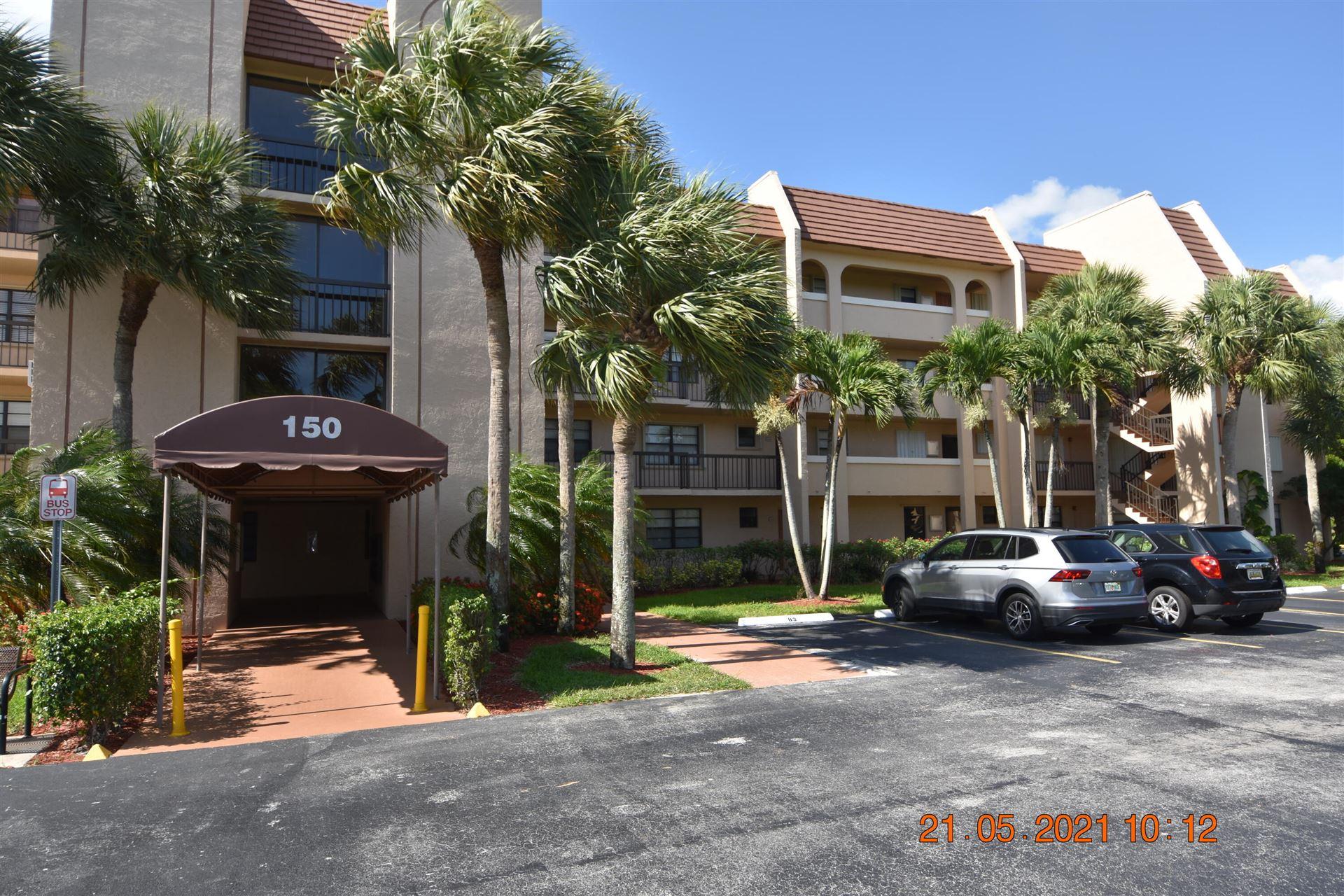 150 Lake Nancy Lane #424, West Palm Beach, FL 33411 - MLS#: RX-10718271