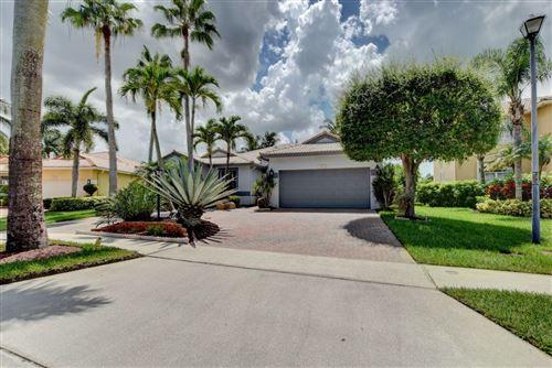 Photo of 12859 Hyland Circle, Boca Raton, FL 33428 (MLS # RX-10634272)