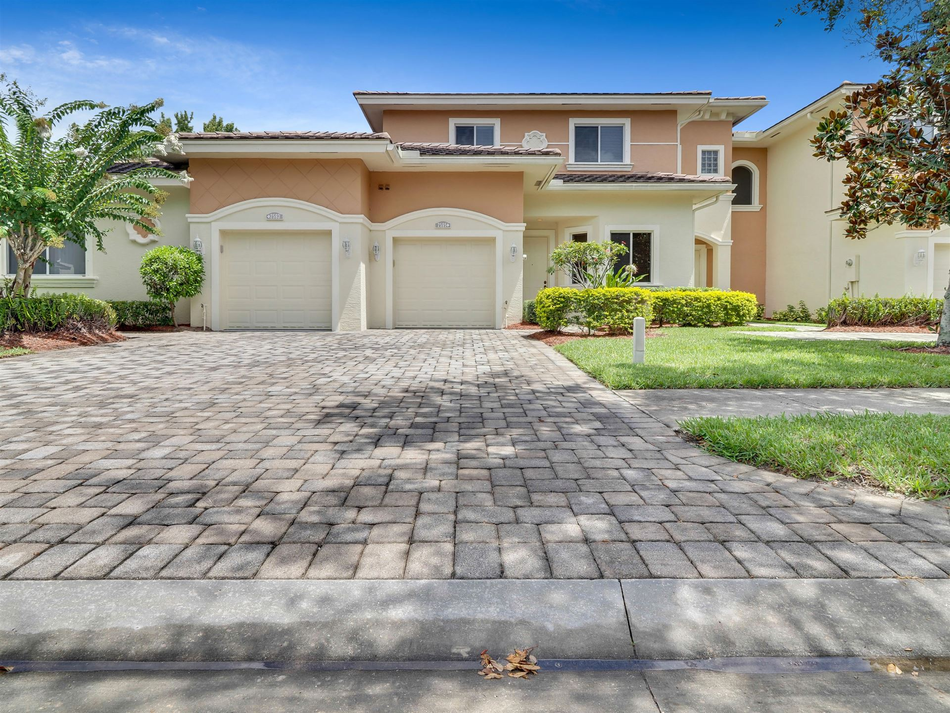 2595 Stockbridge Square SW, Vero Beach, FL 32962 - #: RX-10641272