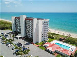 Photo of 9400 S Ocean Drive #1003, Jensen Beach, FL 34957 (MLS # RX-10543273)