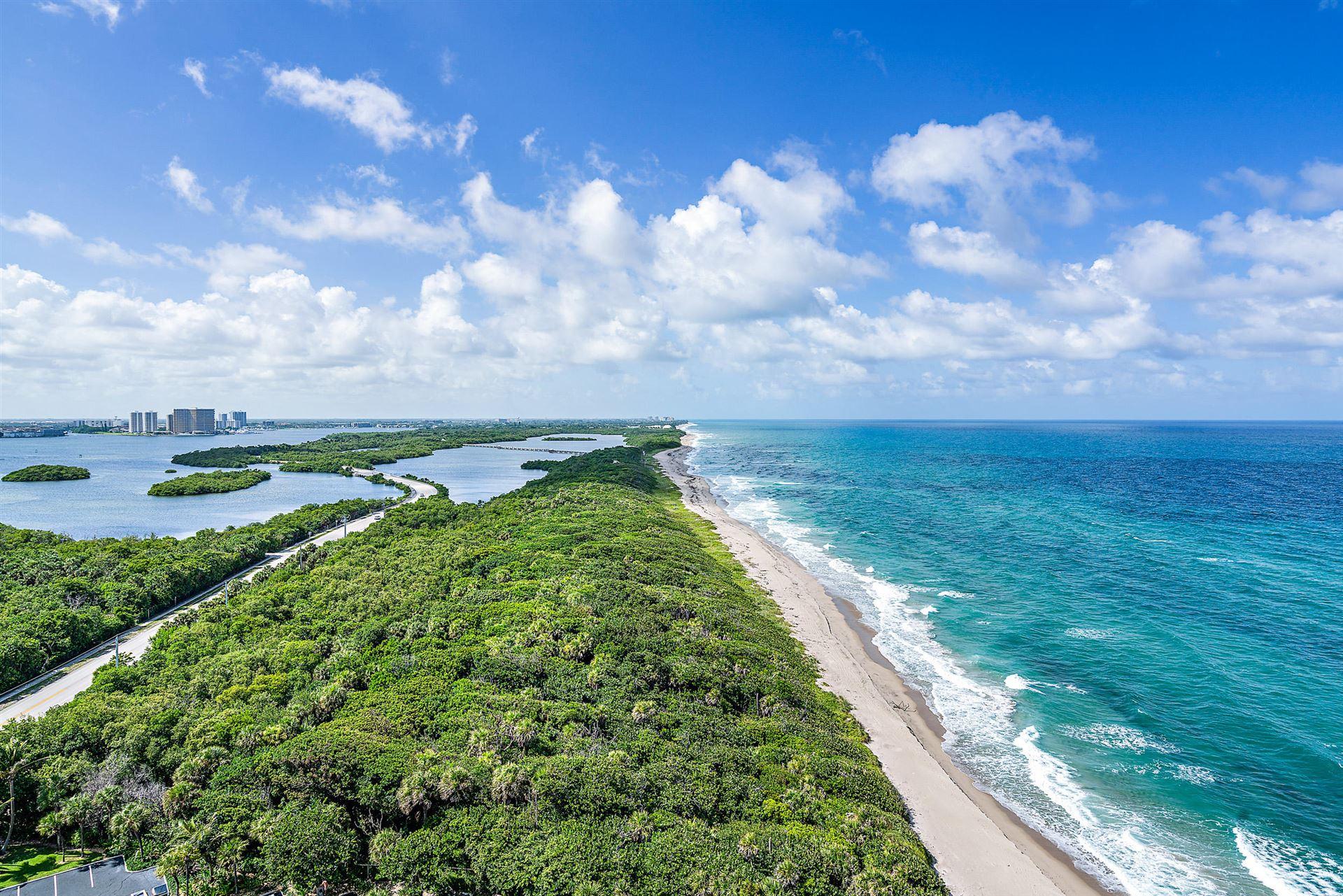 Photo of 5540 N Ocean Drive #Ph-D, Singer Island, FL 33404 (MLS # RX-10650273)