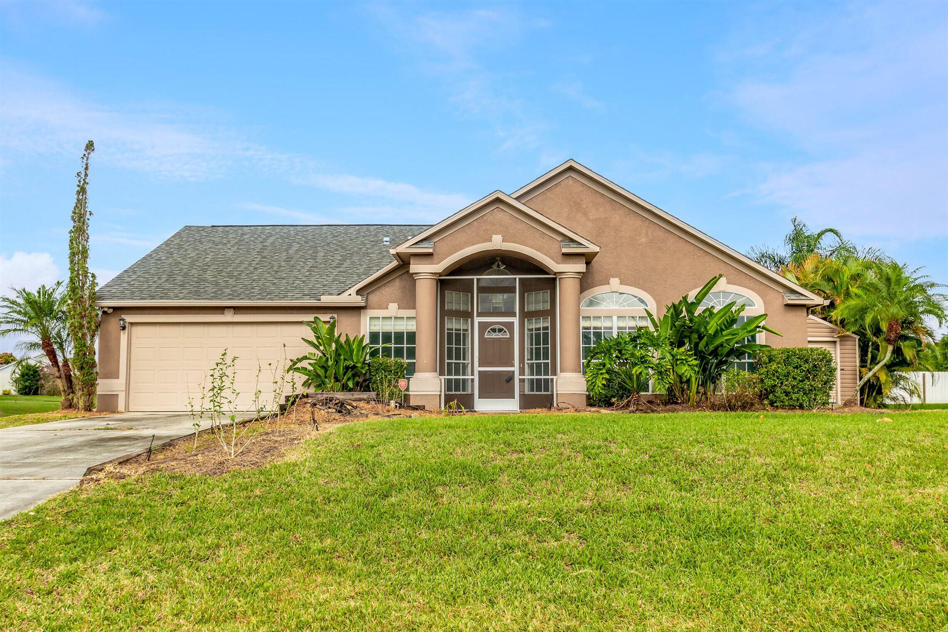551 SW Columbus Drive, Port Saint Lucie, FL 34953 - #: RX-10696273