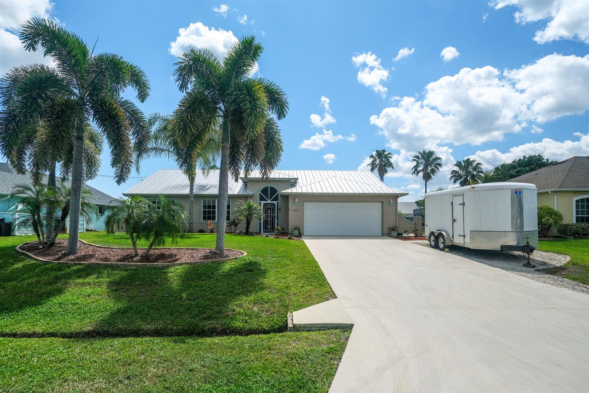 160 NE Twylite Terrace, Port Saint Lucie, FL 34983 - #: RX-10706273