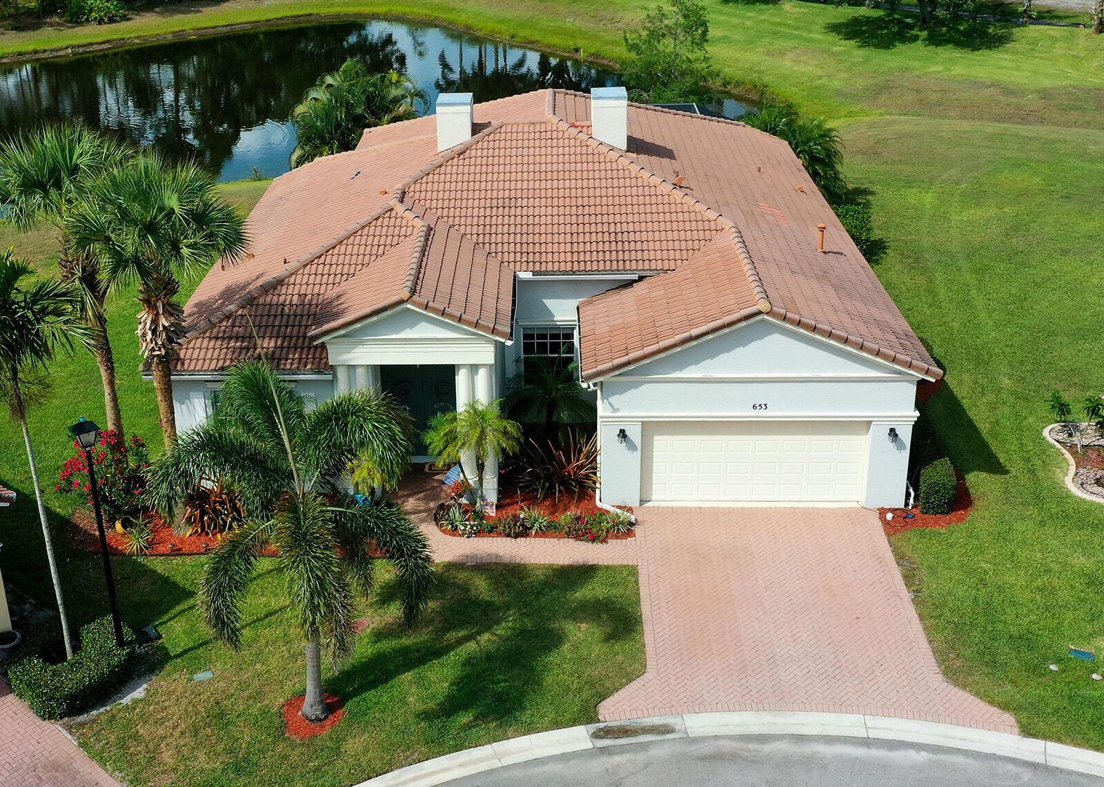 653 SW Long Key Court, Port Saint Lucie, FL 34986 - #: RX-10714273