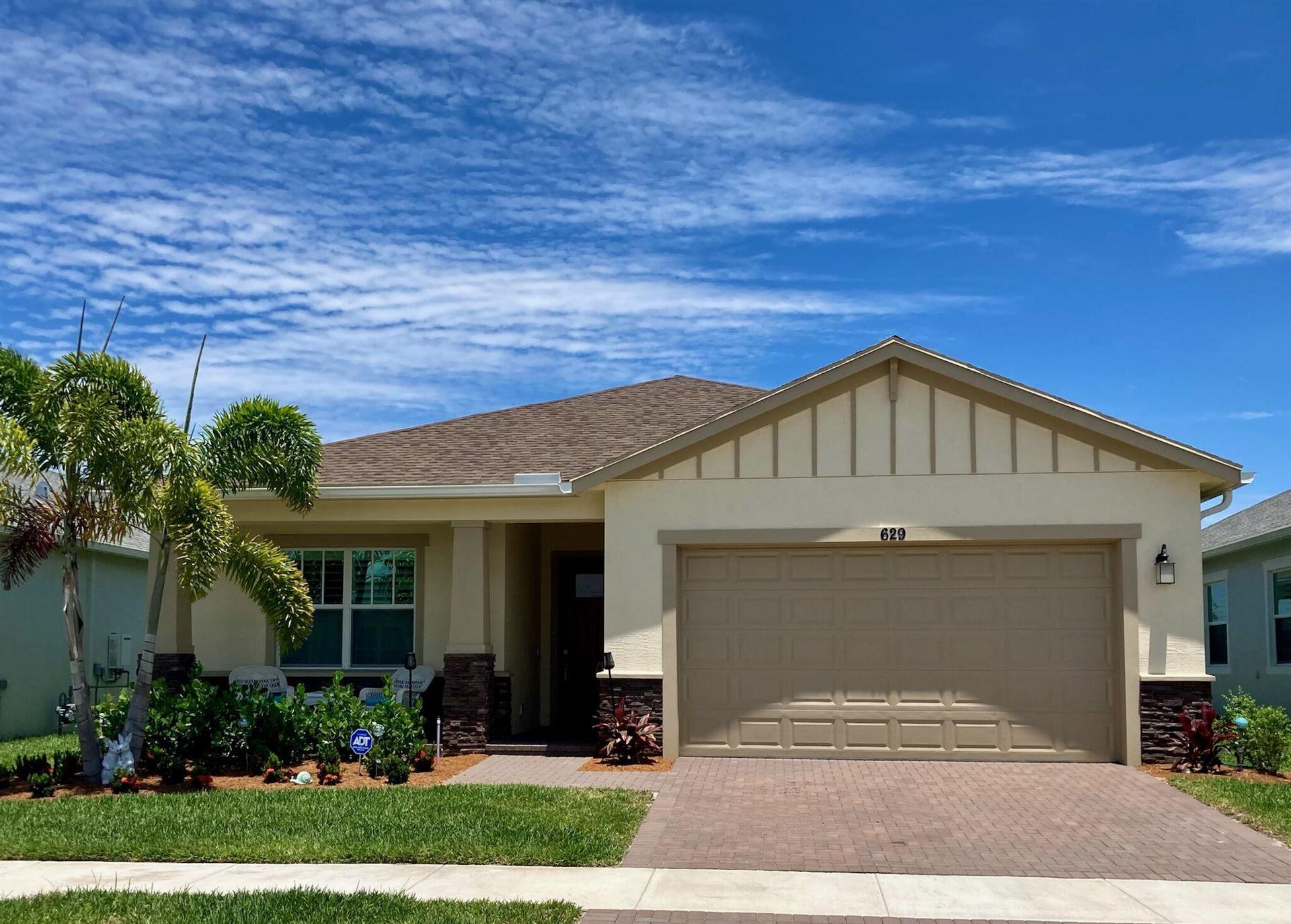 629 SE Goldenrod Road, Port Saint Lucie, FL 34984 - MLS#: RX-10723273