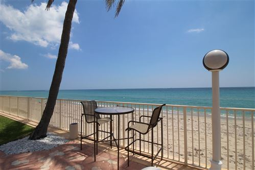 Foto de inmueble con direccion 3520 S Ocean Boulevard #H205 South Palm Beach FL 33480 con MLS RX-10626274