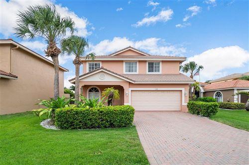 Photo of 149 Bellezza Terrace, Royal Palm Beach, FL 33411 (MLS # RX-10733274)