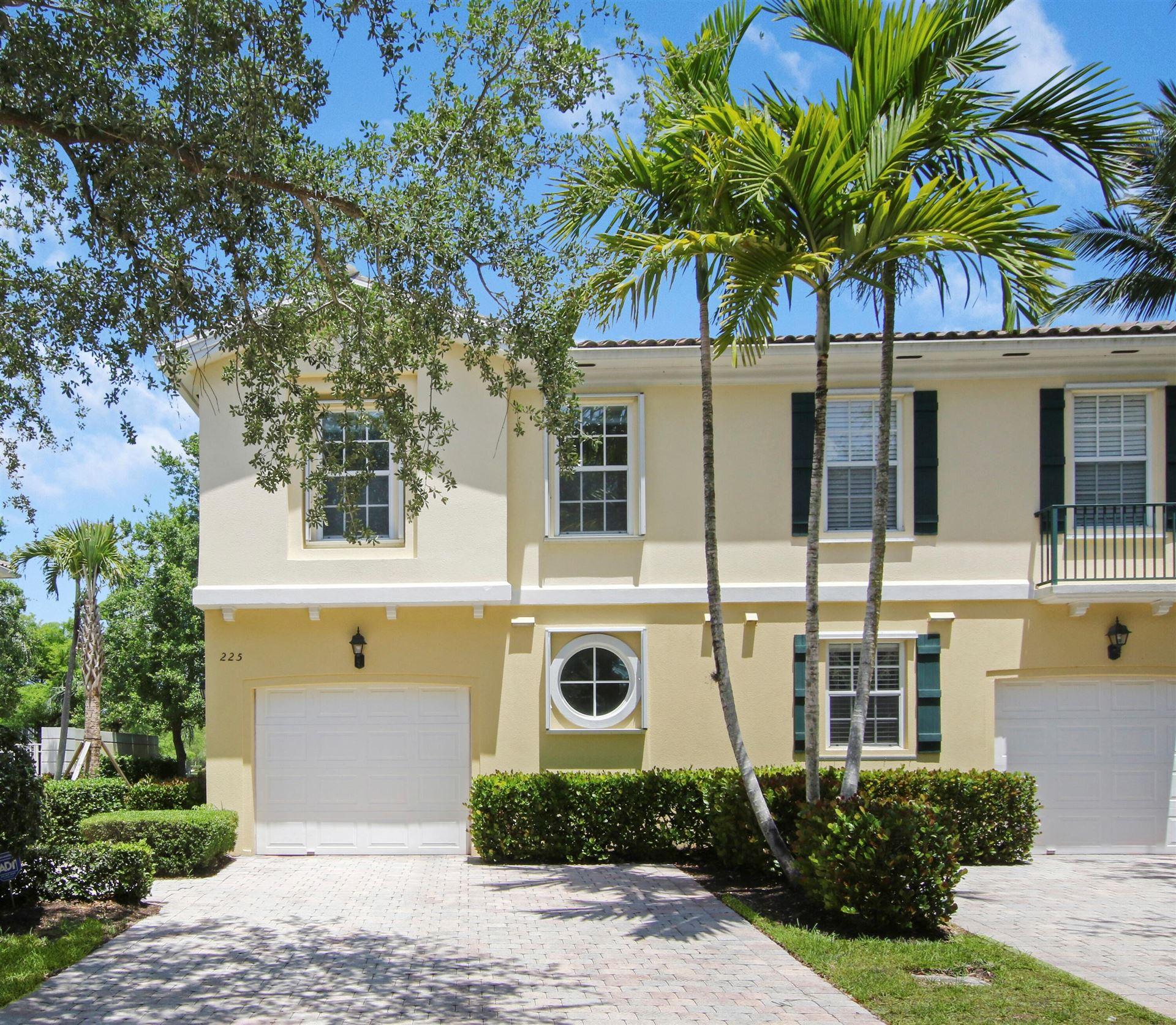 225 Fortuna Drive, Palm Beach Gardens, FL 33410 - MLS#: RX-10712274