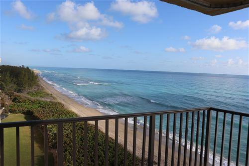 Photo of 7380 Ocean S Drive #917, Jensen Beach, FL 34957 (MLS # RX-10609275)