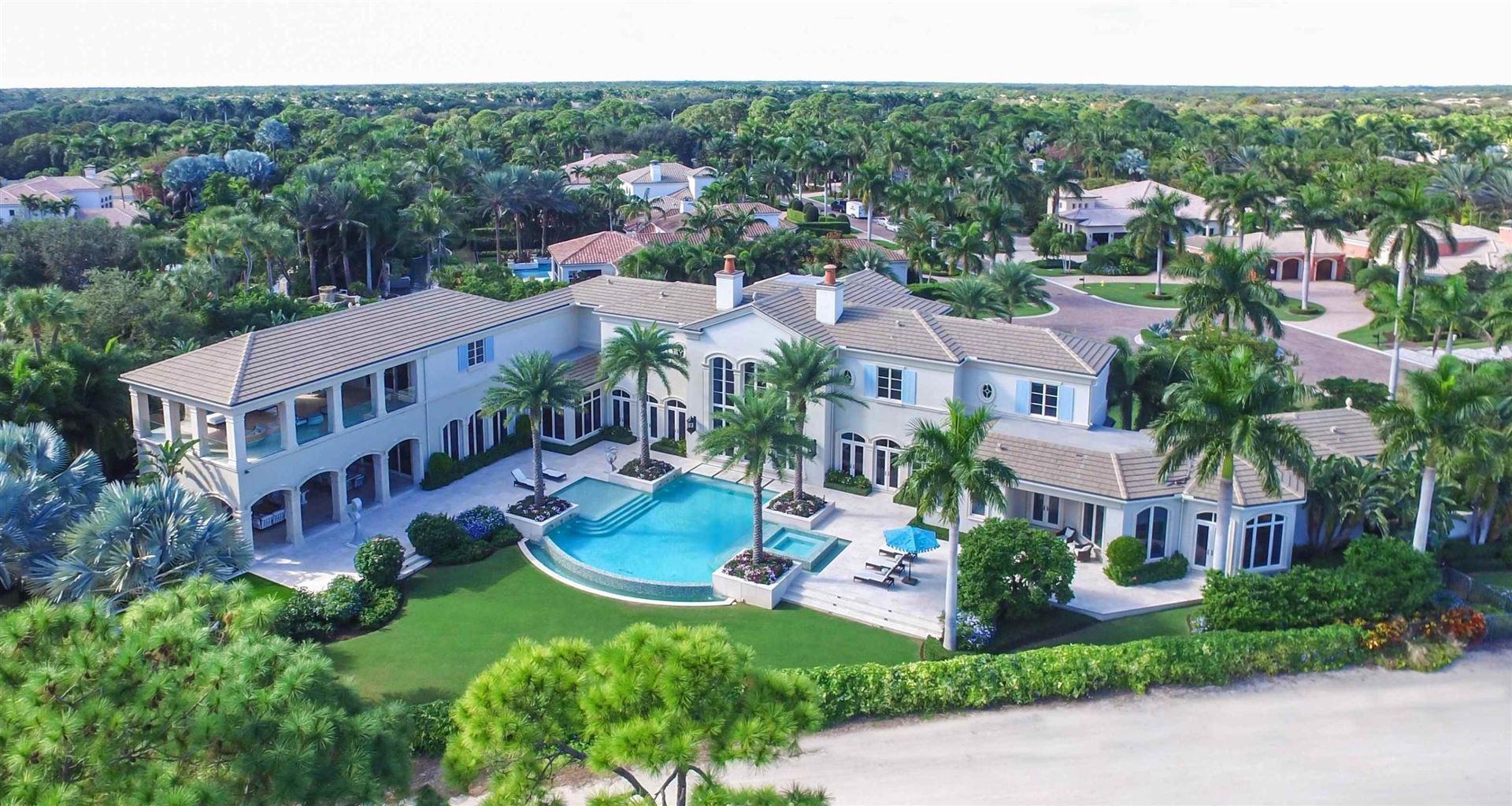 11748 Bella Donna Court, Palm Beach Gardens, FL 33418 - #: RX-10585275