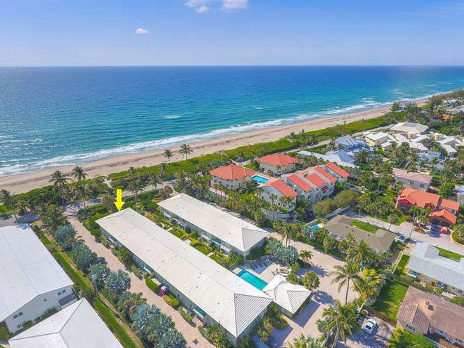 Photo of 5500 Old Ocean Boulevard #108, Ocean Ridge, FL 33435 (MLS # RX-10603275)