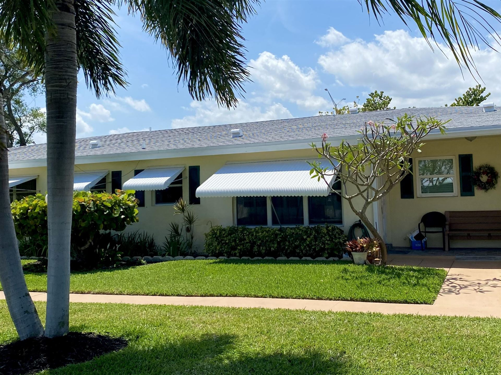 3200 Park Lane #B, Boynton Beach, FL 33435 - #: RX-10709275