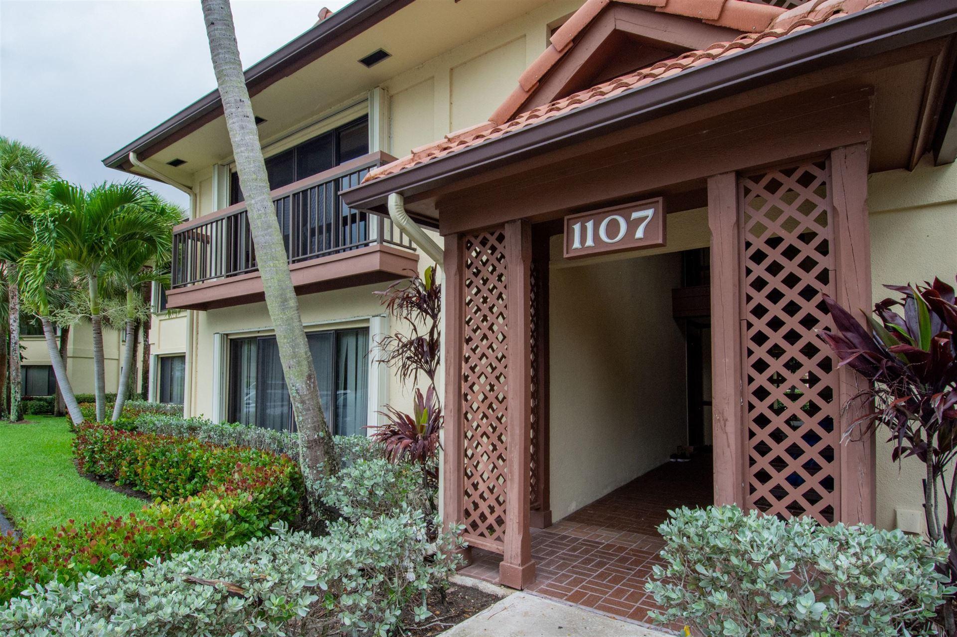 Photo of 1107 Duncan Circle #102, Palm Beach Gardens, FL 33418 (MLS # RX-10627276)