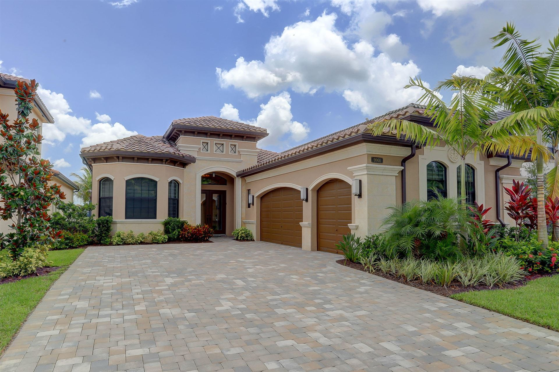 9901 Bozzano Drive, Delray Beach, FL 33446 - #: RX-10637276