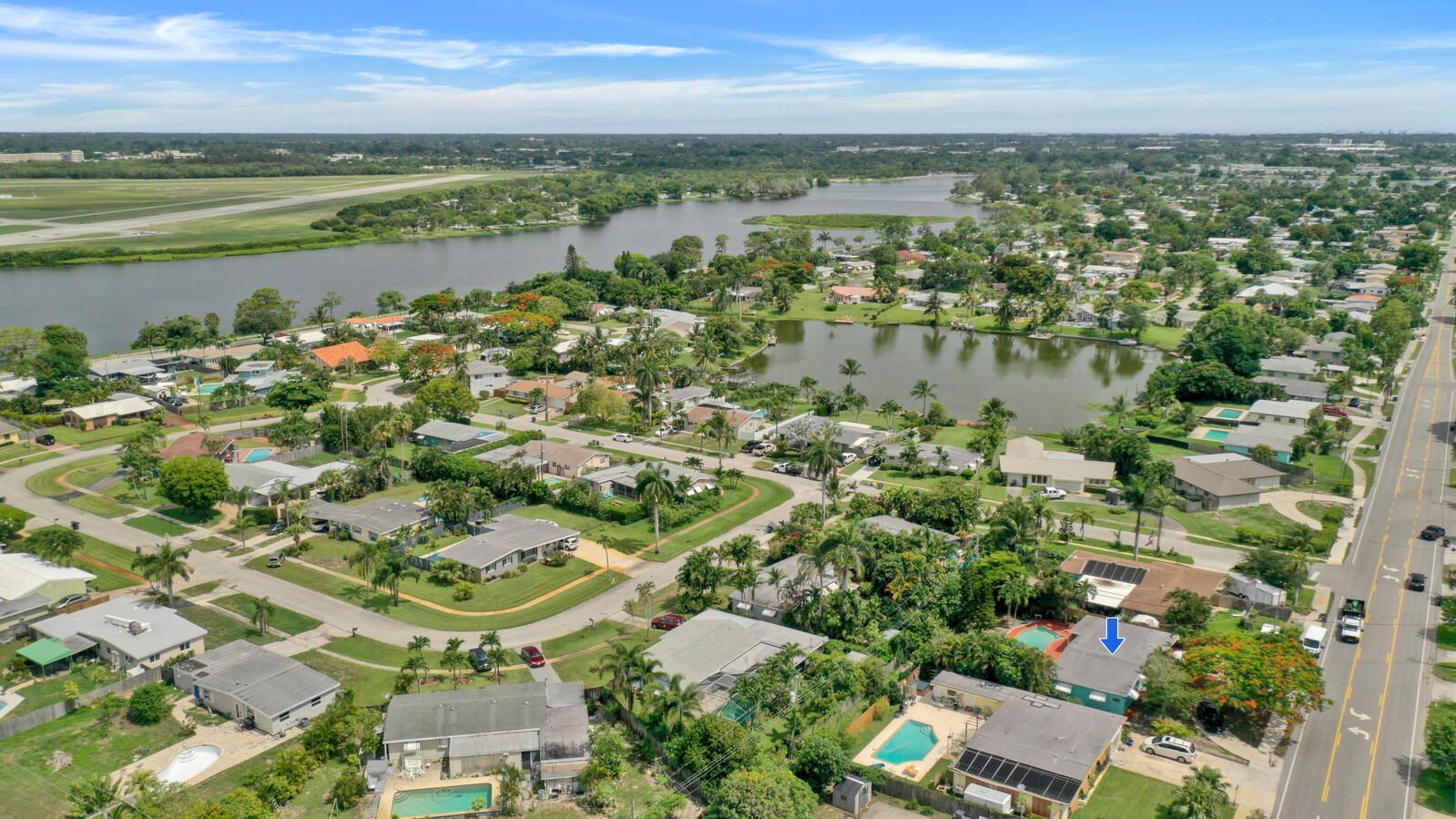 1911 High Ridge Road, Lake Worth, FL 33461 - #: RX-10727276