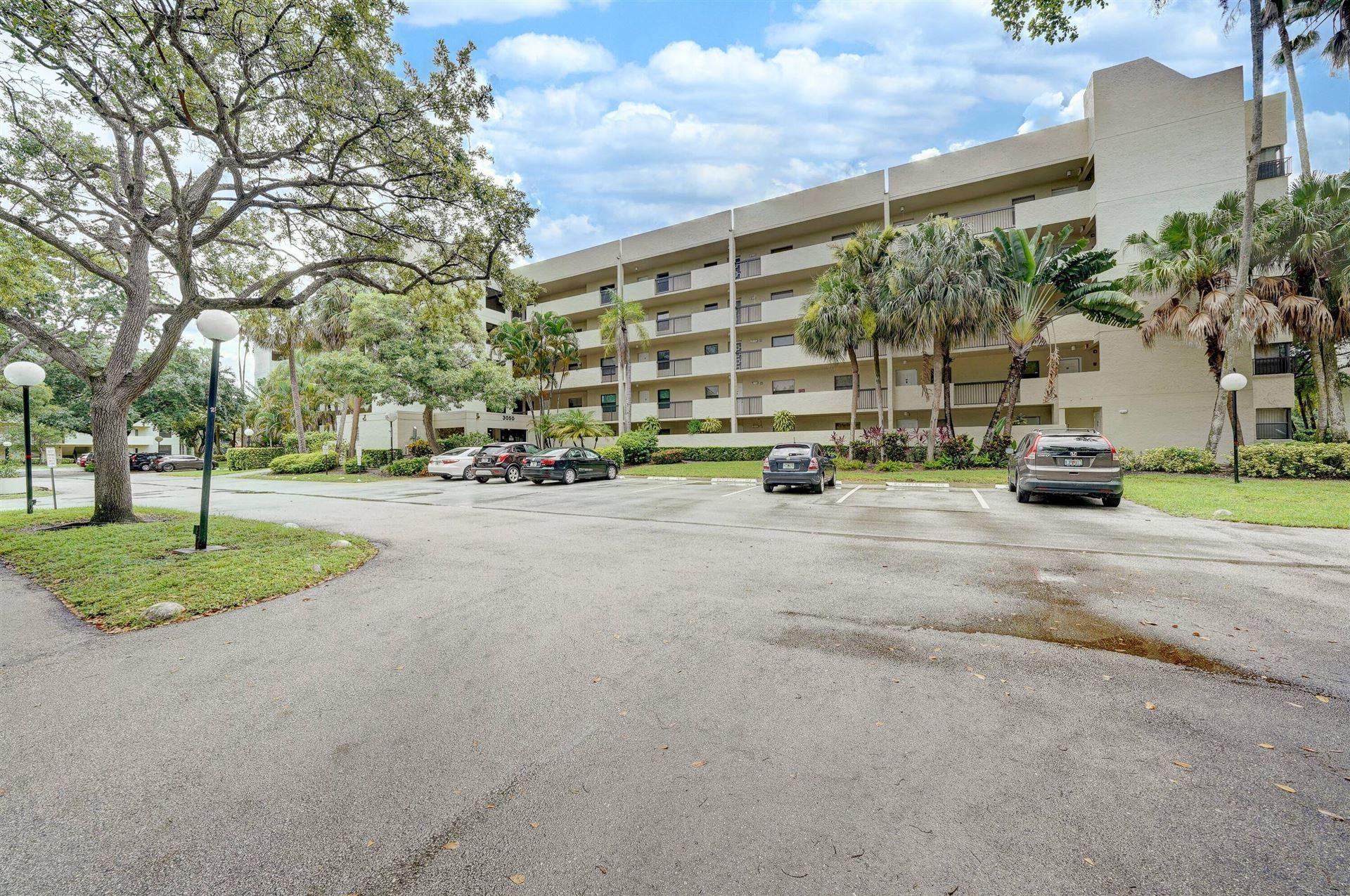 Photo of 3050 NW 42nd Avenue #C 403, Coconut Creek, FL 33066 (MLS # RX-10733276)