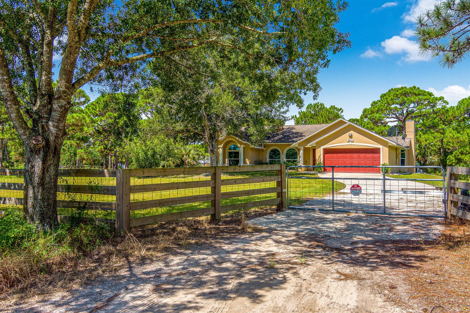 7601 Gullotti Place, Port Saint Lucie, FL 34952 - MLS#: RX-10740276