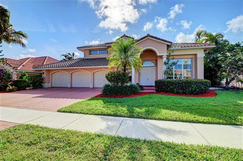 Photo of 19102 Cloister Lake Lane, Boca Raton, FL 33498 (MLS # RX-10602277)