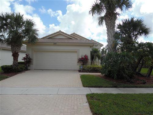 Photo of 2717 Clipper Circle, West Palm Beach, FL 33411 (MLS # RX-10673277)