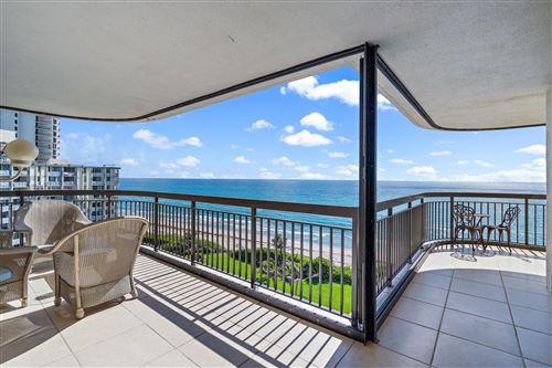Photo of 5380 N Ocean Drive #8-J, Singer Island, FL 33404 (MLS # RX-10733277)