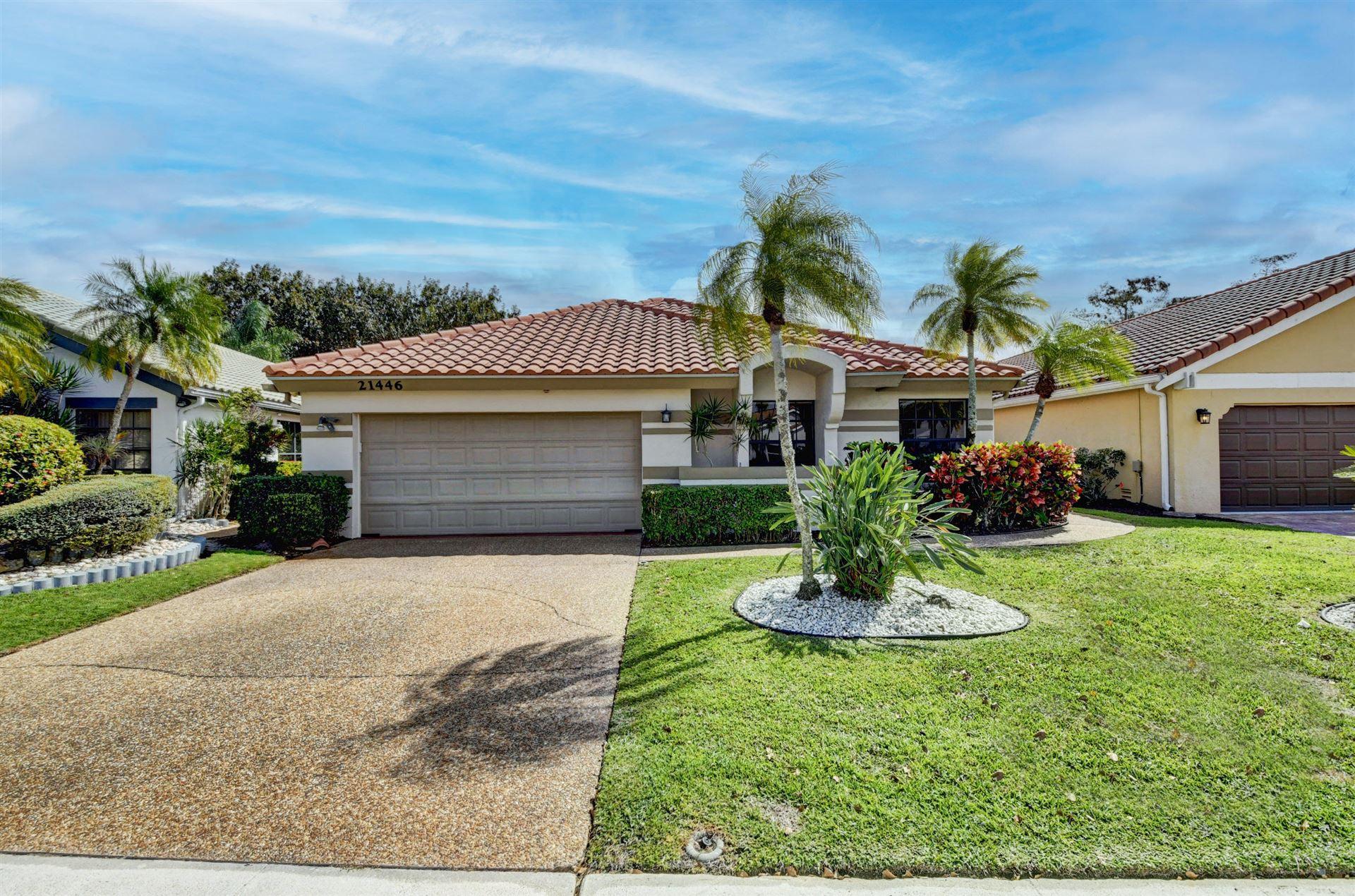 21446 Bridge View Drive, Boca Raton, FL 33428 - MLS#: RX-10699277