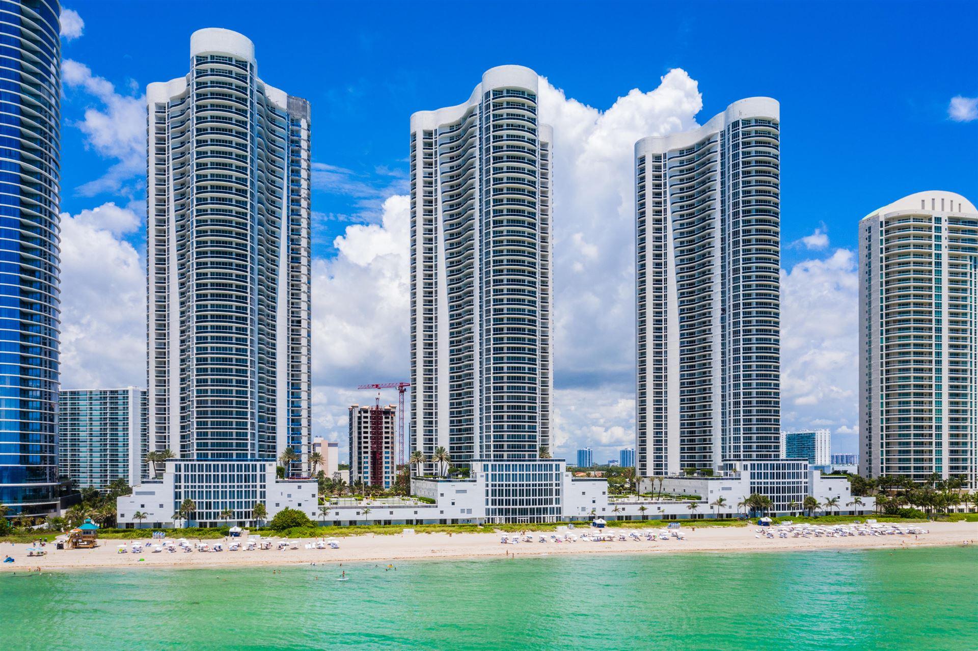 15811 Collins Avenue #407, North Miami Beach, FL 33160 - MLS#: RX-10726277