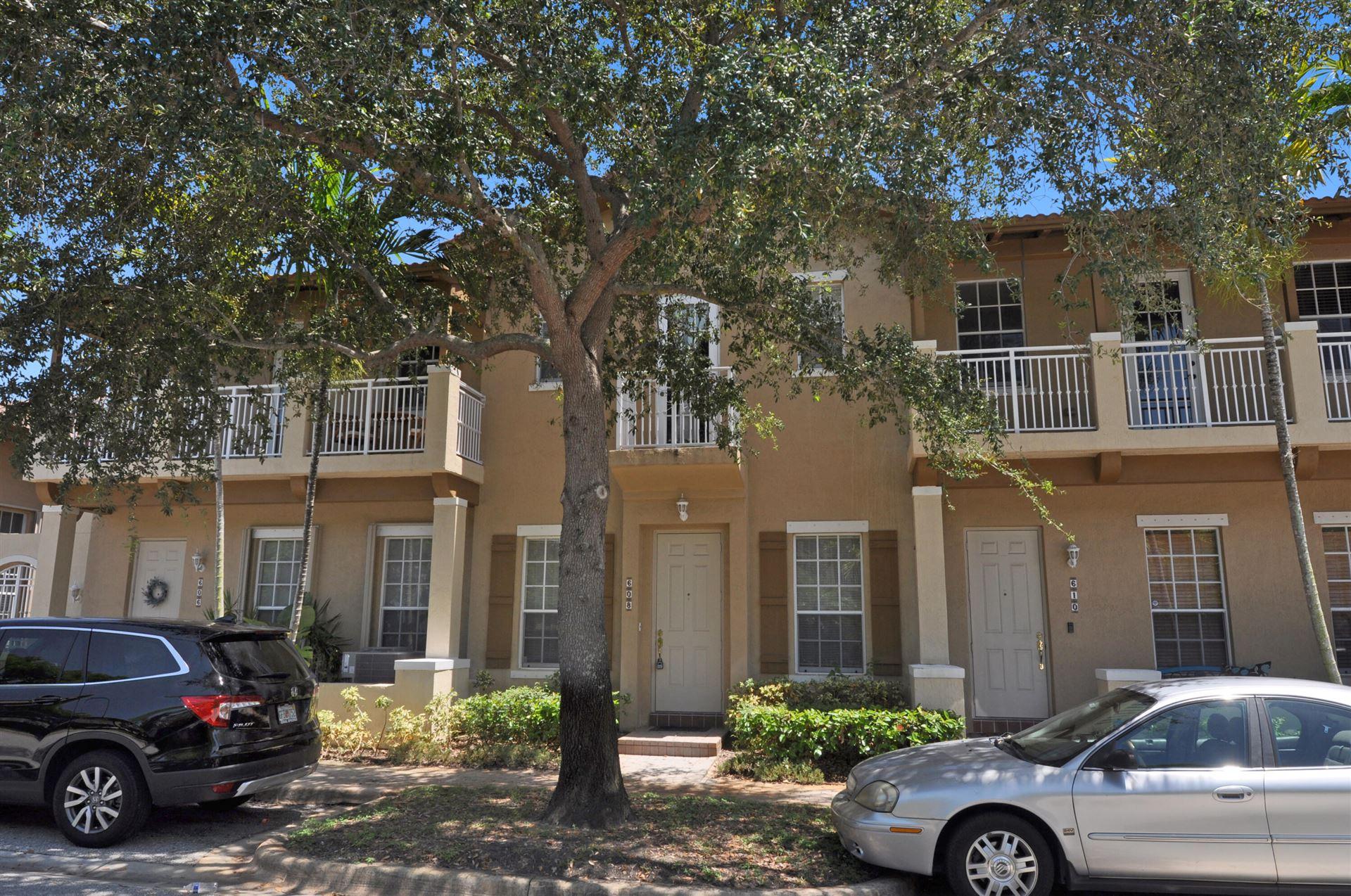 608 NW 25th Avenue, Boynton Beach, FL 33426 - #: RX-10730277