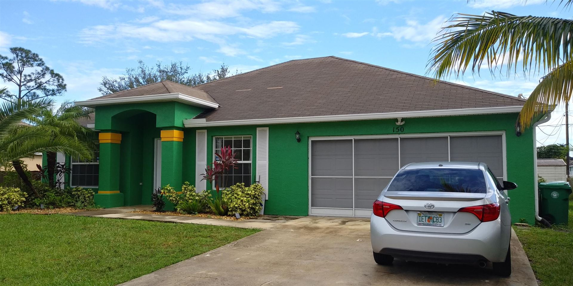 150 SW Thornhill Drive, Port Saint Lucie, FL 34984 - #: RX-10664278