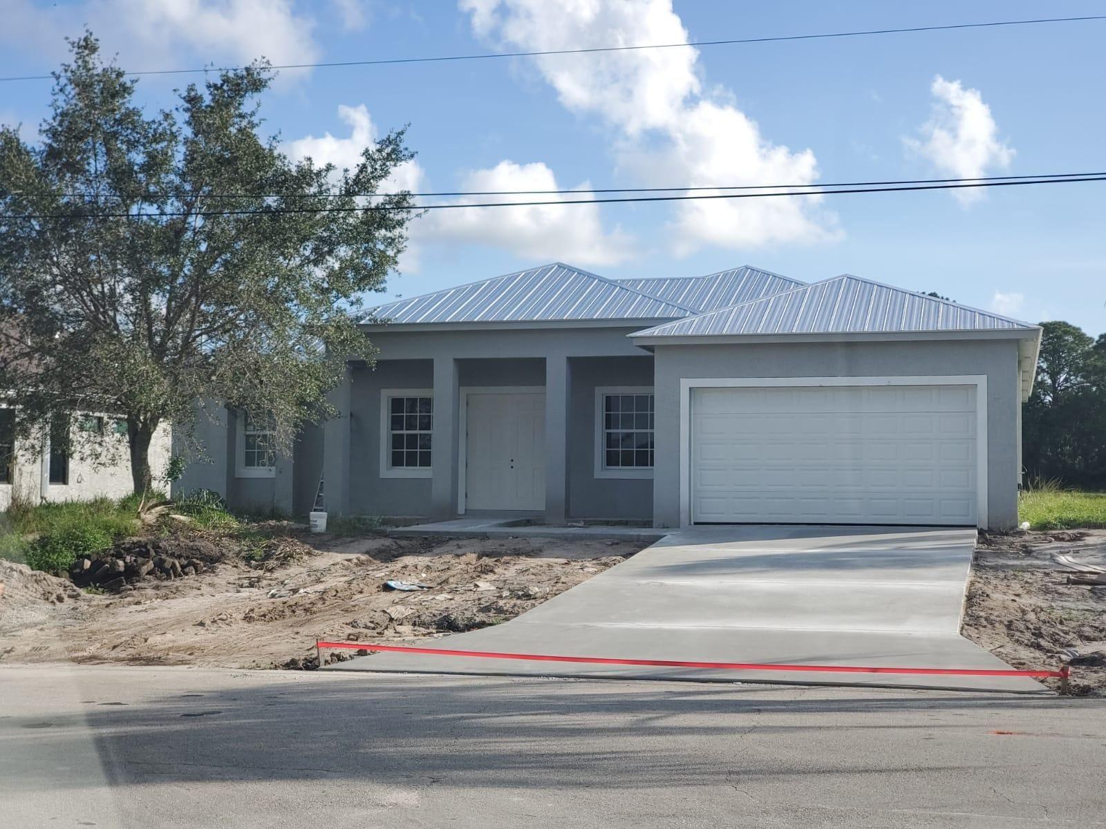 1012 SW Abbot Avenue, Port Saint Lucie, FL 34953 - #: RX-10670278