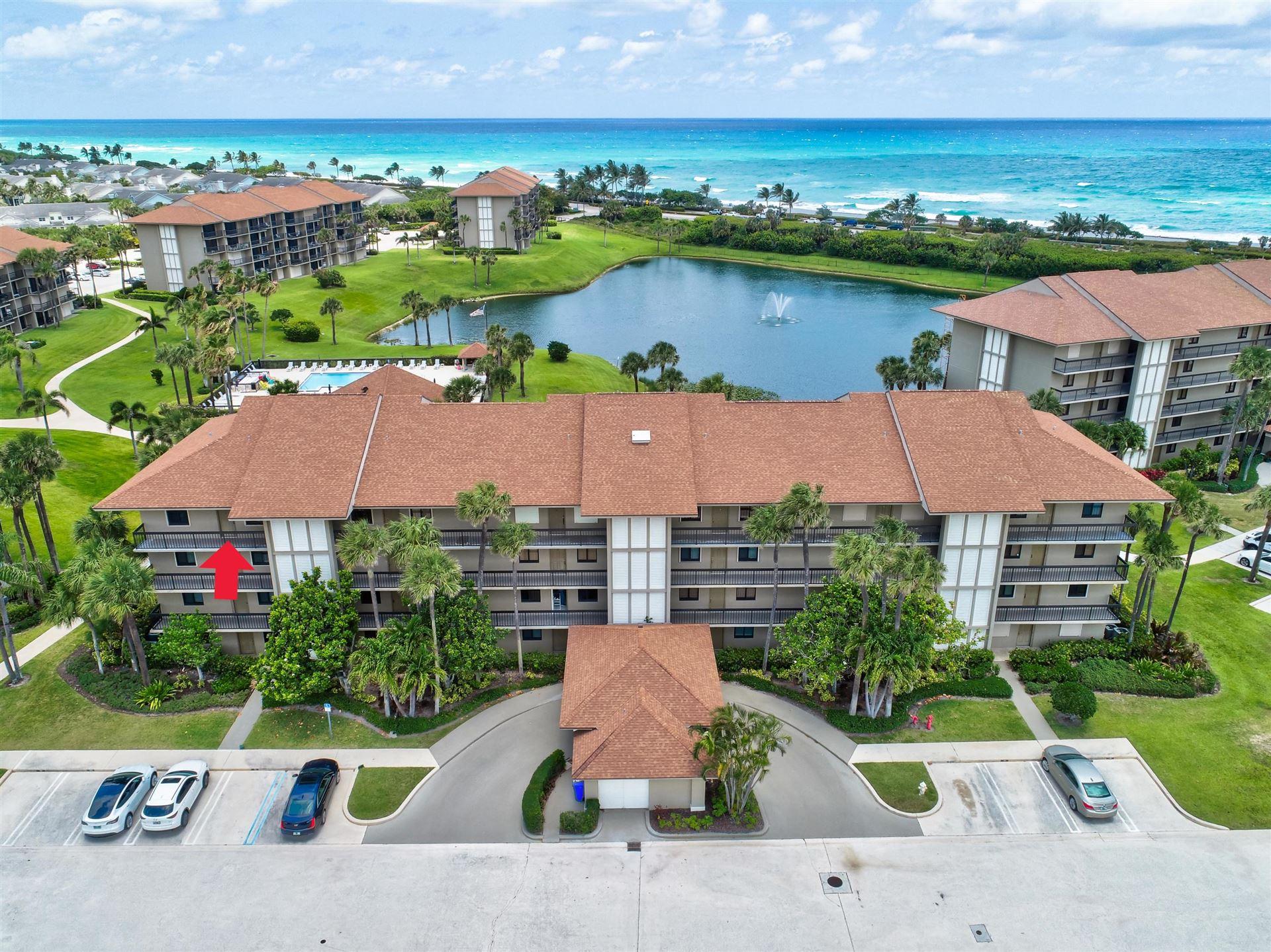 501 S Seas Drive #401, Jupiter, FL 33477 - MLS#: RX-10717278