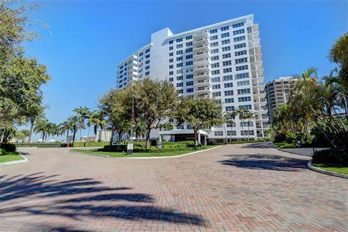 Photo of 875 E Camino Real #3c, Boca Raton, FL 33432 (MLS # RX-10540279)