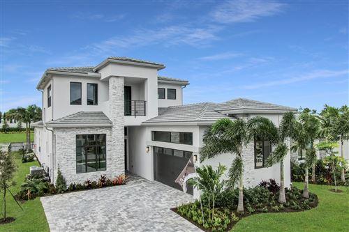 Photo of 9039 Chauvet Way, Boca Raton, FL 33496 (MLS # RX-10575279)