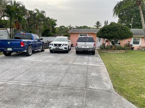 Photo of 831 Belmont Drive, West Palm Beach, FL 33415 (MLS # RX-10745279)