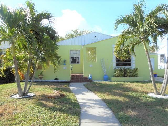 442 38th Street, West Palm Beach, FL 33407 - MLS#: RX-10662279