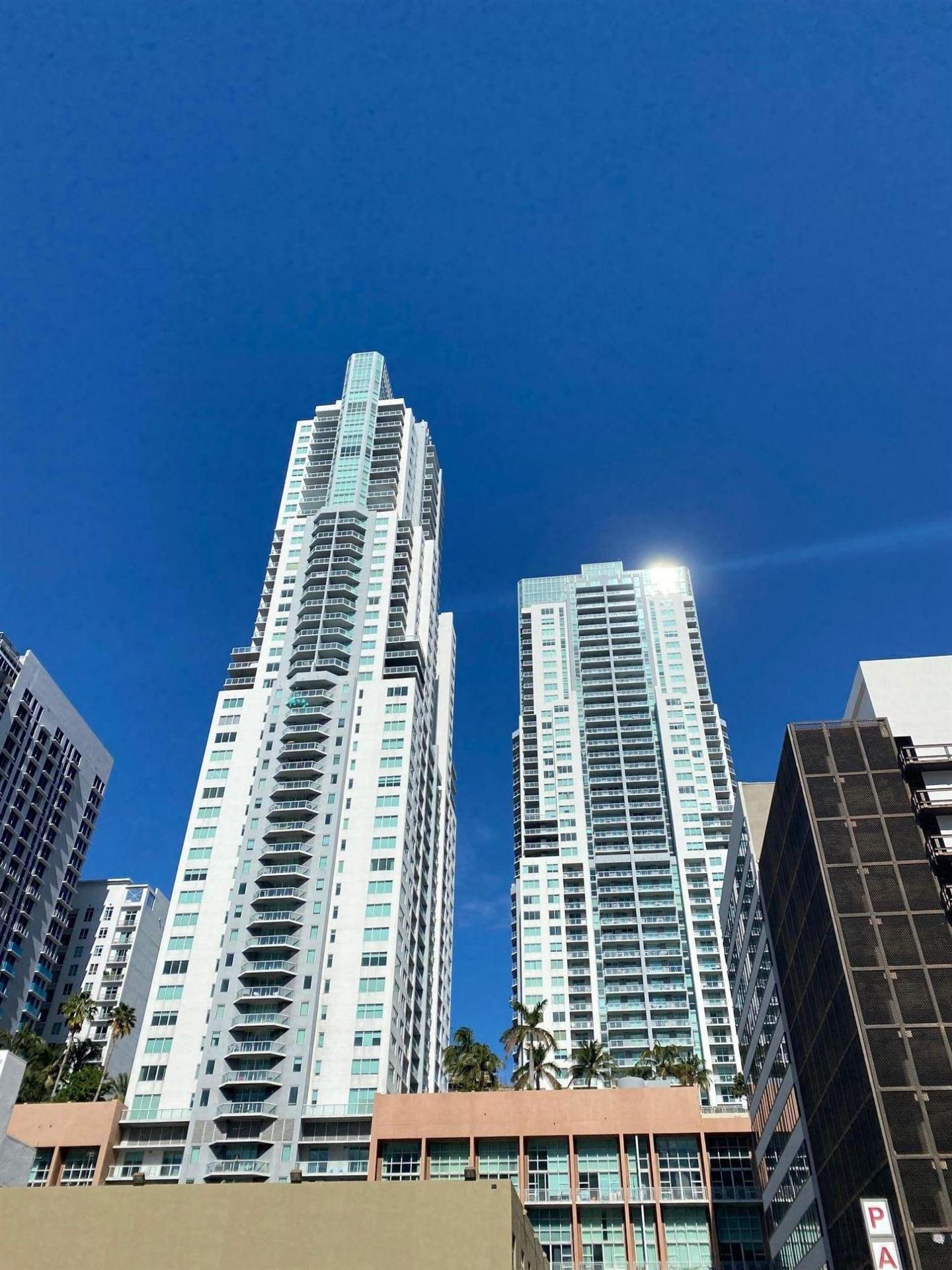 253 NE 2nd Street #1806, Miami, FL 33132 - #: RX-10670279