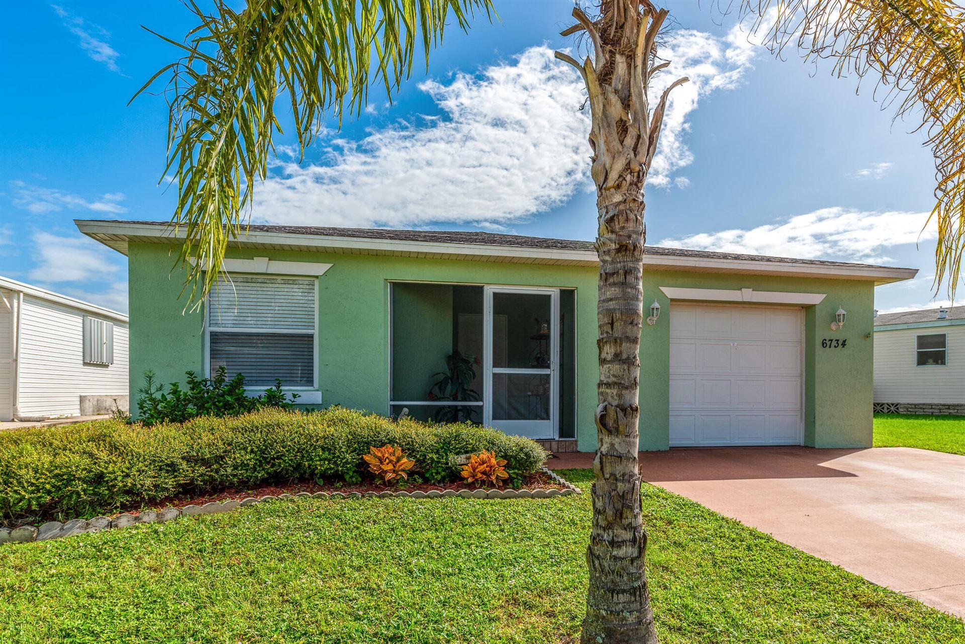 6734 Spanish Lakes Boulevard, Fort Pierce, FL 34951 - #: RX-10702279