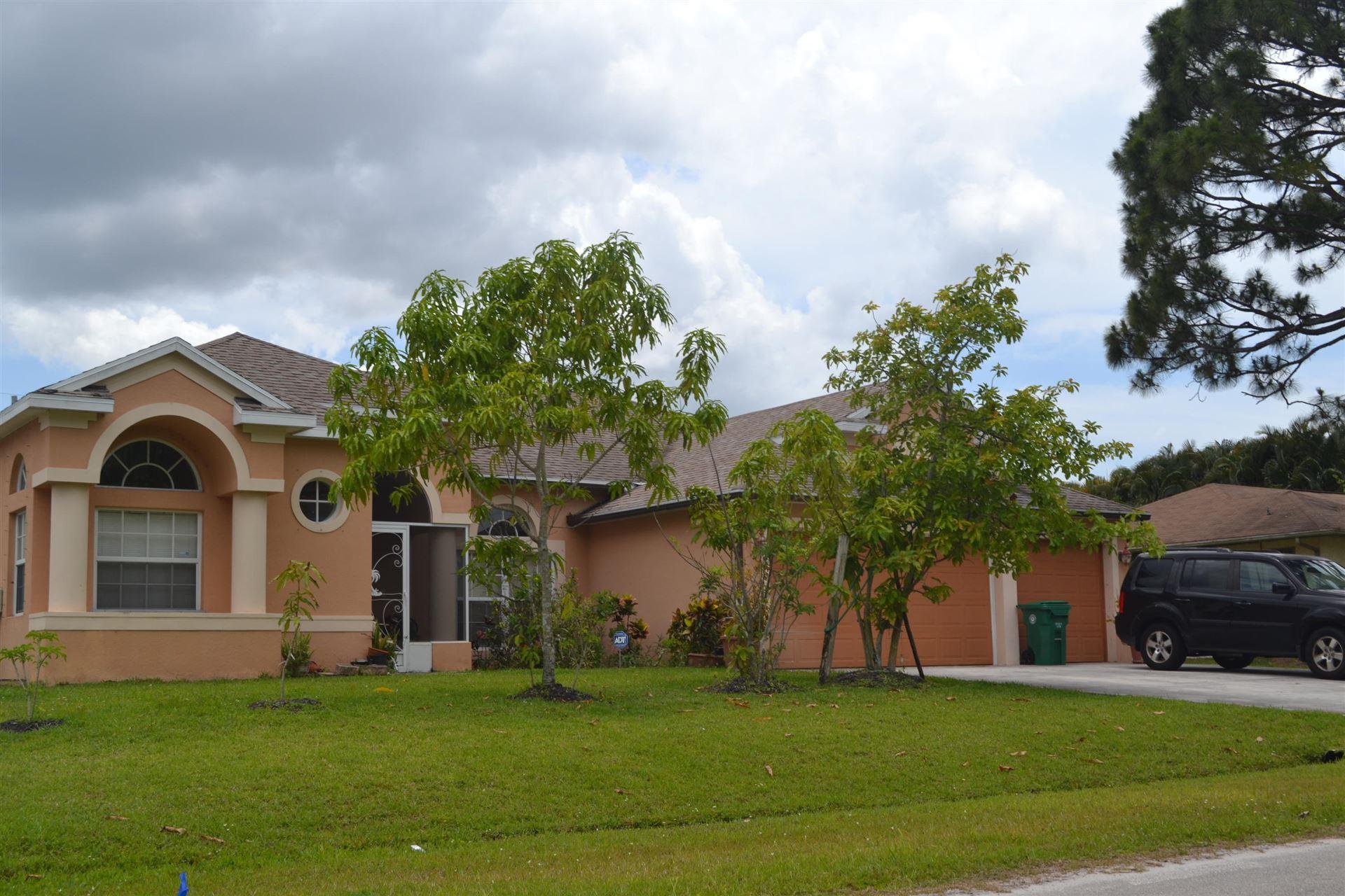 738 SE Lansdowne Avenue, Port Saint Lucie, FL 34983 - MLS#: RX-10716279