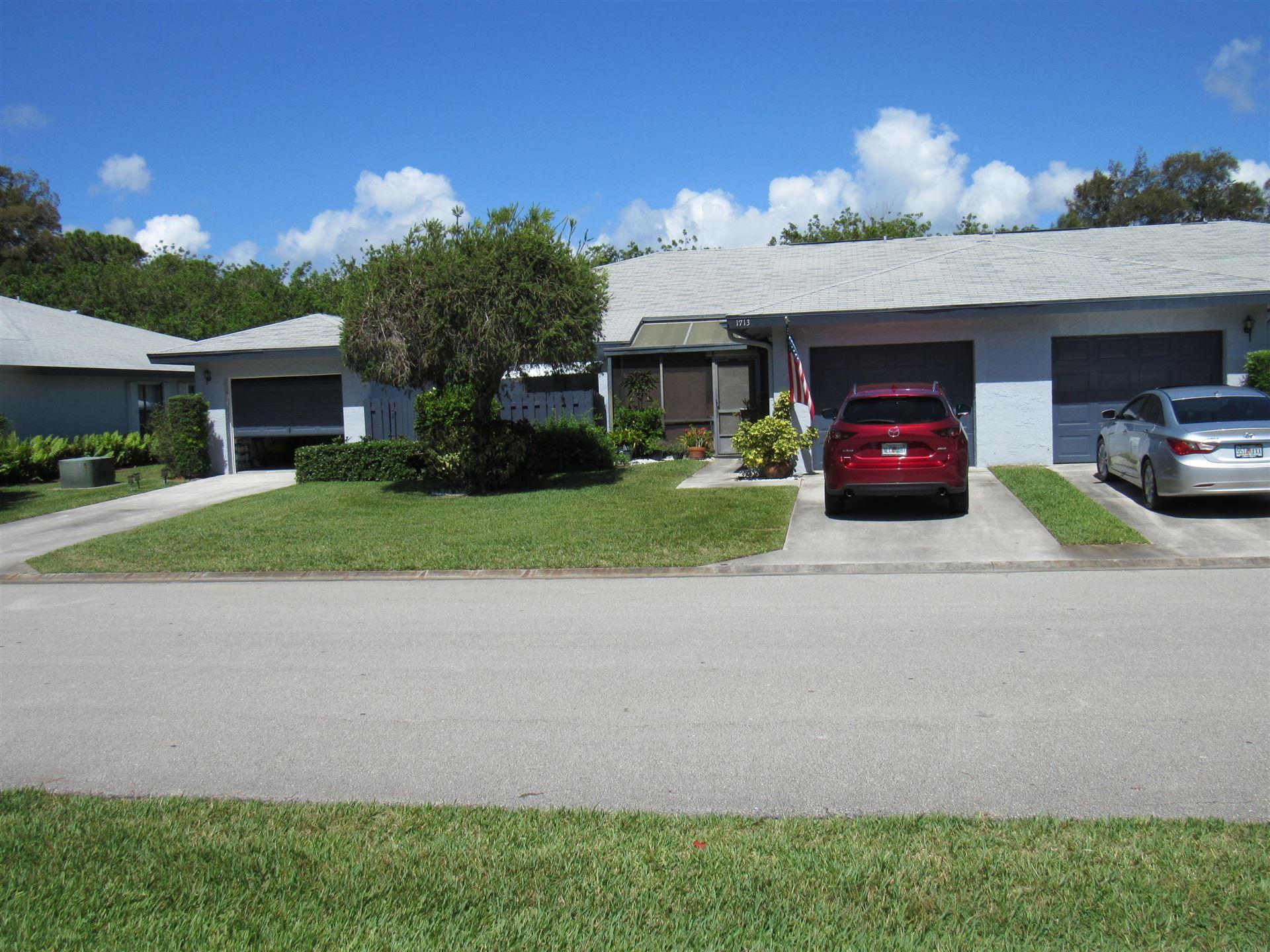1713 W W Royal Tern Lane, Fort Pierce, FL 34982 - MLS#: RX-10723279