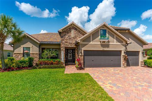 Photo of 820 SW Habitat Lane, Palm City, FL 34990 (MLS # RX-10637280)