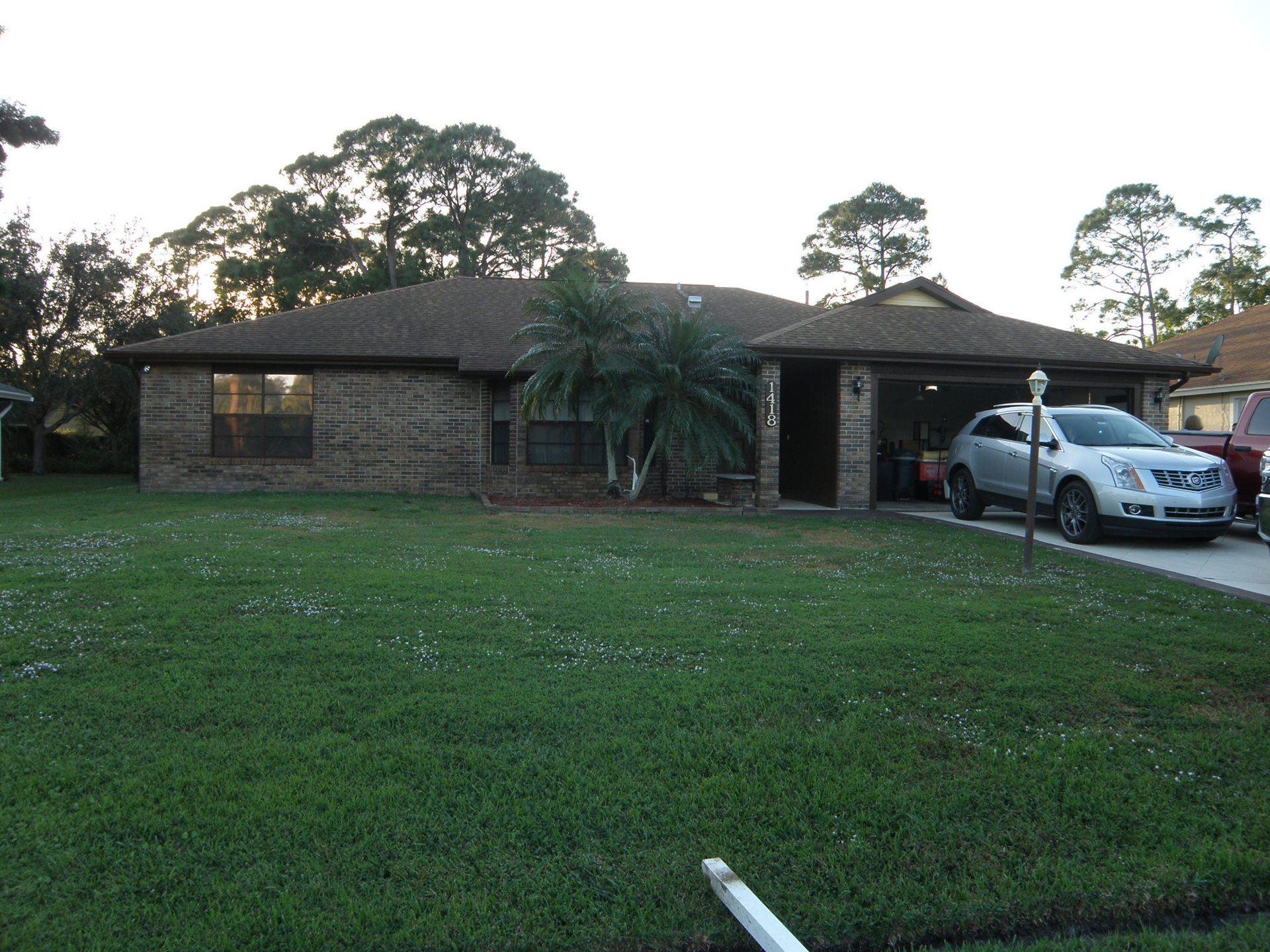 1418 SE Kirke Lane, Port Saint Lucie, FL 34983 - #: RX-10593281